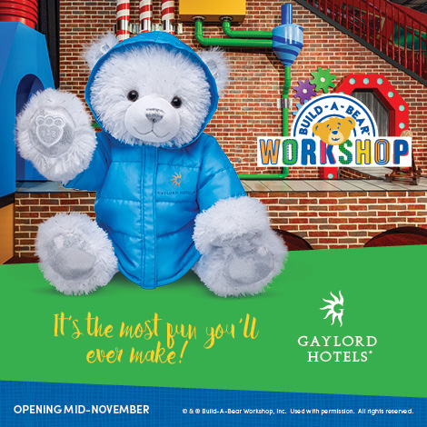 Build-A-Bear Workshop® <br>