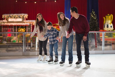 More than 7,000 square feet of real ice!