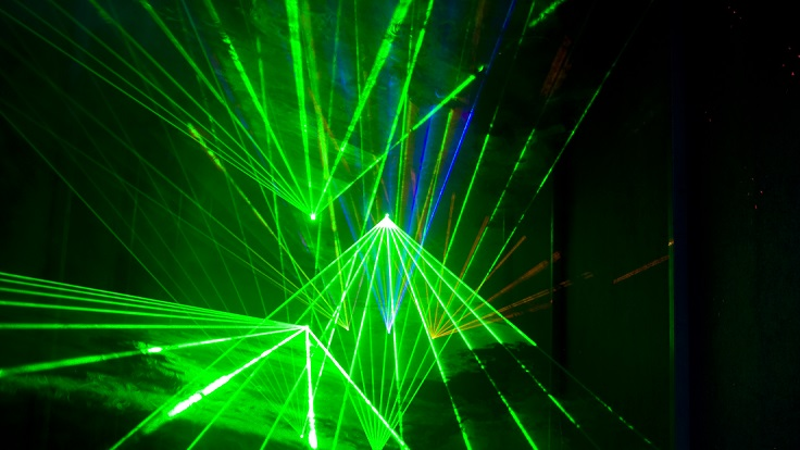 Join us as our garden atrium comes to life with a spectacular new laser light show!
