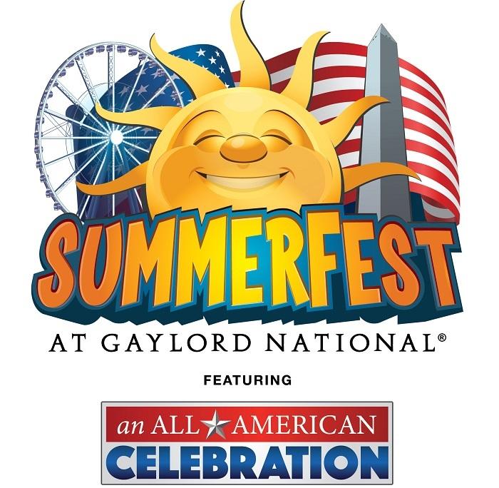 Visit www.GaylordNational.com/SummerFest today!