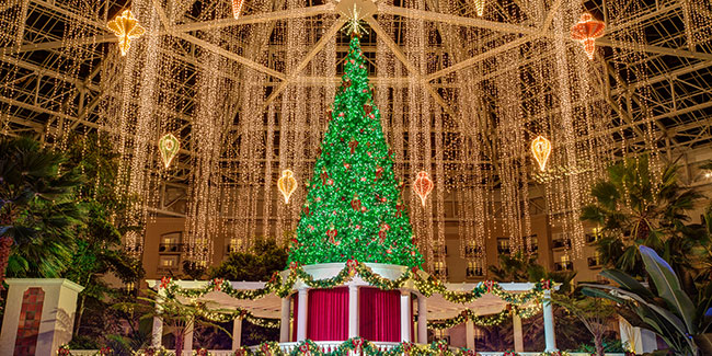 Visit www.GaylordPalms.com today!